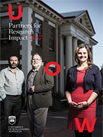 UOW Partners for Research Impact cover
